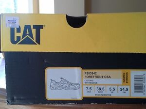 Brand New CAT Womens Workshoes Sz. 7.5