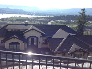Executive home in Kelowna with a Great View Trades Considered