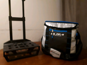 Ultra Artic Zone Cooler bag with carrier