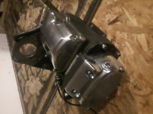Harley Davidson 5 speed transmission