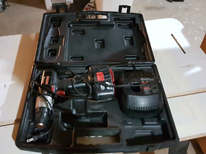 Craftsman Drill and Charger