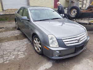 2005 Cadillac STS Other