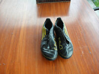 Adidas F50 soccer cleats- crampons de football  used-usage