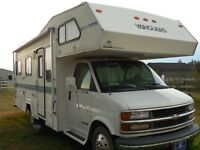 24 foot  1999 Vangaurd Motorhome  OFFERS