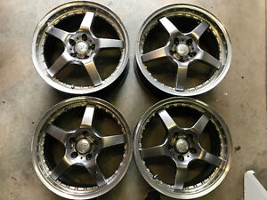 Privat Wheels - 18 x 8 and 17 x 8