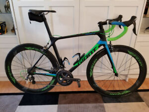 GIANT TCR Advanced PRO 1 - Custom, Amazing condition