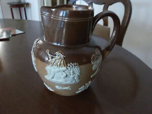 Doulton Lambeth pottery jug West Island Greater Montréal image 1