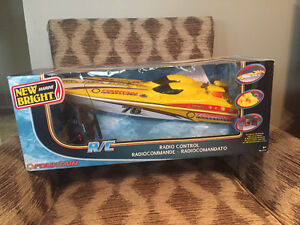 New Bright RC Boat