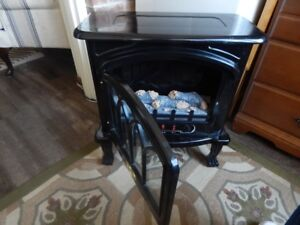 Cold Basement Apartment? Stove HEATER