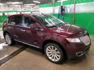 2011 Lincoln MKX Limited Edition MINT