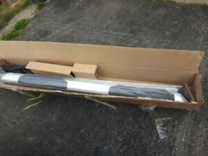 Running boards (Brand new in box) for Tacoma extended cab