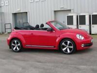 Volkswagen Beetle 1.4 TSI ( 160ps ) Convertable Sport