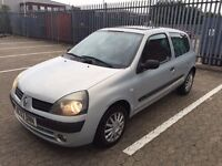 2003 Renault Clio 1.2 16v Extreme 2 DONE 80,340 - HPI CLEAR