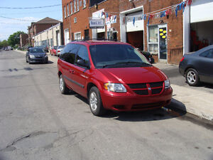 2007 Dodge Caravan Fourgonnette,7 passagers