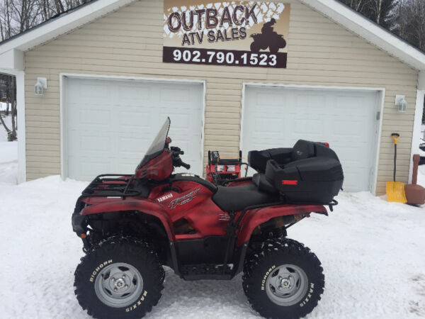 Used 2012 Yamaha GRIZZLY