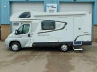Swift Lifestyle 624 5 berth with 4 seat belts DIESEL MANUAL 2012/12