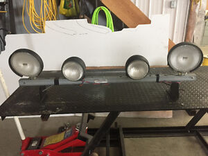 Bosch light bar