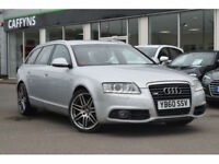 2011 Audi A6 Avant 2.0TDI ( 170ps ) Multitronic S Line Special Edition AUTOMATIC