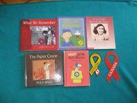 Jr/Inter resource Books Remembrance Day Theme