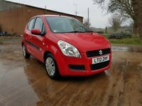 Suzuki Splash 1.0 only 5970 miles immaculate condition £20 year tax full mot serviced every year
