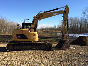 Cat 314 LCR Trackhoe