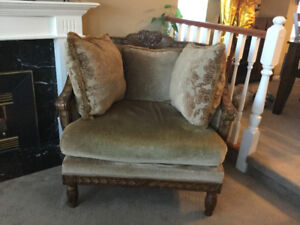 Living Room Sofa , love seat and chair