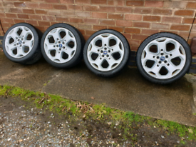 18 inch Ford Focus ST Ronal Alloy wheels