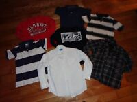 Boys Size 7 and 7/8 Clothing