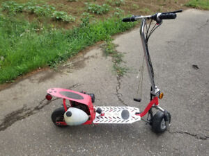 2 Stand up scooters