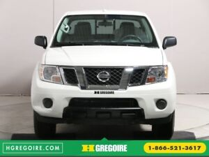2018 Nissan Frontier SV 4X4 AUTO A/C CAM RECUL BLUETOOTH MAGS