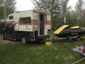 Frontier Truck Camper