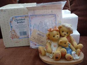 Cherished Teddies - Penny, Chandler, & Boots (337579F) London Ontario image 1