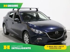2015 Mazda 3 GS MANUELLE MAGS AC GR ELECT BLUETOOTH