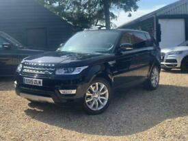 image for 2015 Land Rover Range Rover Sport 3.0 SD V6 HSE 4X4 (s/s) 5dr SUV Diesel Automat