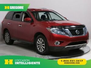 2014 Nissan Pathfinder SV AWD 7PASSAGERS MAGS BLUETOOTH CAMERA R
