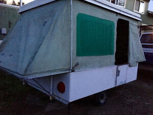 Awesome TENT TRAILER!! Hunting Buddy!!