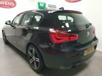 2016 BMW 1 Series 2.0 118D SPORT 5d 147 BHP Auto Hatchback Diesel Automatic