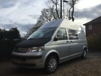 Vw transporter t5 campervan