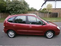 Diesel Renault Scenic 1.9 Manual With 12 Month MOT PX Welcome