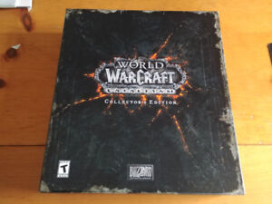 World Of Warcraft : Cataclysm Collector's Edition