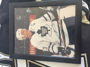 Signed Hockey Memorabilia for sale -  Signed Crosby Jersey