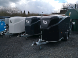 Box trailer debon cargo 1300