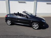 Peugeot 206 2.0 16v ( dig a/c & climate control ) 2004MY Coupe Cabriolet SE