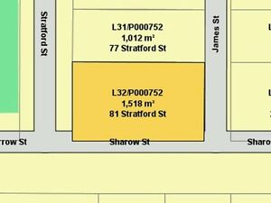 Residential land,in Pingelly 1518m2 develop potential corner bloc Alexander Heights Wanneroo Area Preview