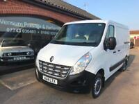 2014 RENAULT MASTER SL28 DCI 100 SATELITTE NAVIGATION AIR CON BLUETOOTH