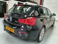 2017 BMW 116 116D SPORT Hatchback Diesel Manual