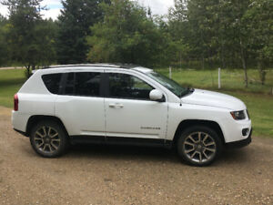Loaded Jeep Compass