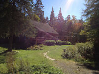 Country Cottage, Fully Furnished, Lake Access