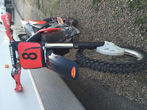 CRF450 great shape lots of upgrades
