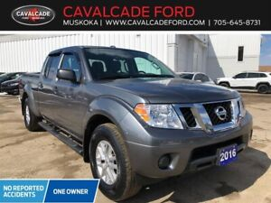 2016 Nissan Frontier Crew Cab SV 4X4 at